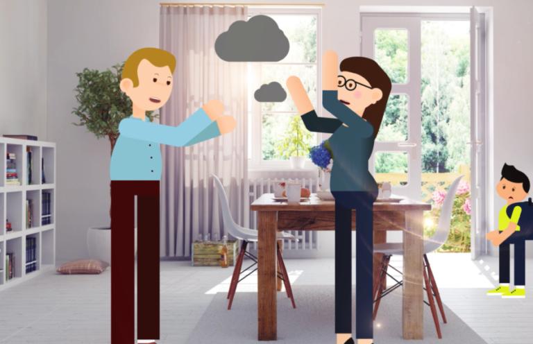 Médiation familiale Aide à la communication dans le couple, séparation